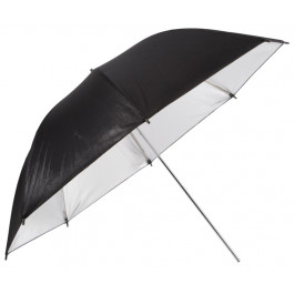 "33"" Silver Umbrella"