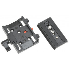 Video Quick Release Adapter with Plate