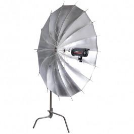 Asis Illumus Parabolic Umbrella 5' (150cm)
