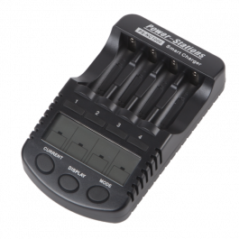 Volta Power-Stations Intelligent AA/AAA Battery Charger