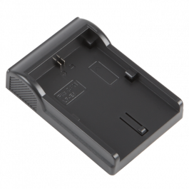 Volta Canon LP-E6 Battery Plate for Interchangeable Chargers