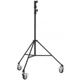 7' Junior Double Riser Stand with Casters