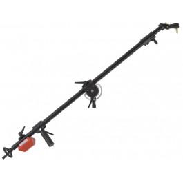 8.5' Articulating Telescopic Boom Arm