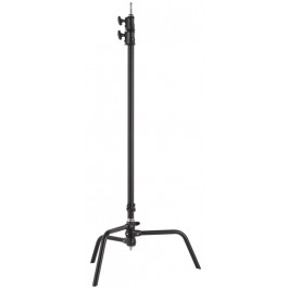 "40"" Double Riser C-Stand (Black)"