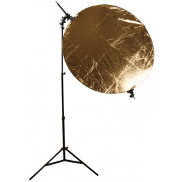 "42"" 5-in-1 Light Disc Kit with Light Disc Holder & Stand"
