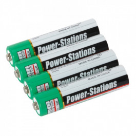 Volta Power-Stations Ni-MH 1200mAh AAA Batteries (4-pack)