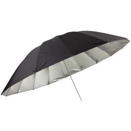 5' Silver Parabolic Umbrella