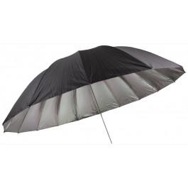 6' Silver Parabolic Umbrella