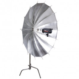Asis Illumus Parabolic Umbrella 5' (150cm)