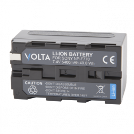 Volta NP-770 LI-Ion Battery