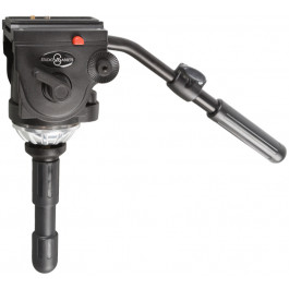 Pro Video Fluid Head with 75mm Half Ball