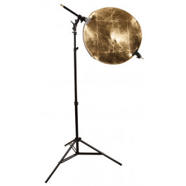 """22"""" 5-in-1 Light Disc Kit with Light Disc Holder & Stand"""