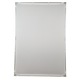 "55 x 78"" Folding Light Panel with Diffuser Fabric"