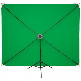 8 x 10' PXB Pro Portable X-frame Background System (Muslins Sold Separately)