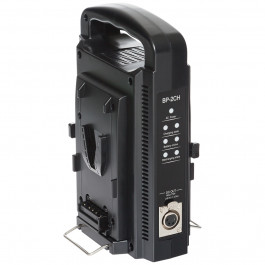 Volta Compact Dual V-Mount Li-Ion Battery Charger w/ XLR Out